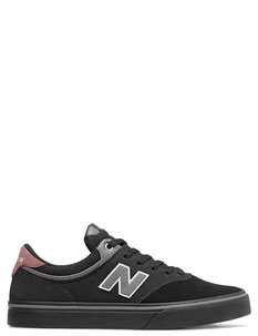 NM 255 - BLACK GREY SUEDE-footwear-Backdoor Surf