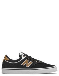 255 - BLACK WHITE TAN SUEDE-footwear-Backdoor Surf
