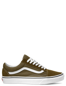 UA OLD SKOOL - BEECH TRUE WHITE-footwear-Backdoor Surf