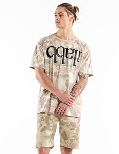 CAPSIZE TEE - DESERT CAMO-mens-Backdoor Surf