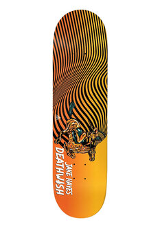 HAYES CRAZY HORSE DECK - 8.125-skate-Backdoor Surf