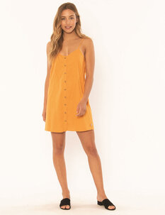 BUTTON ME UP DRESS-womens-Backdoor Surf