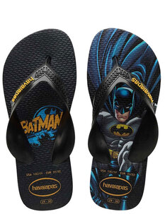 KIDS MAX HEROES - BLACK BLACK-footwear-Backdoor Surf