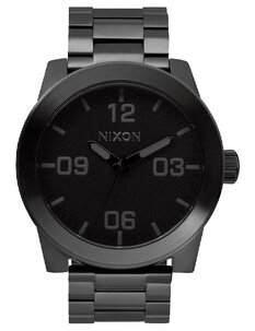 CORPORAL SS - ALL BLACK-watches-Backdoor Surf