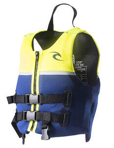 BOYS OMEGA BUOY VEST-wetsuits-Backdoor Surf