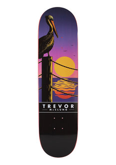 TREVOR SUNSET DECK - 8.25-skate-Backdoor Surf