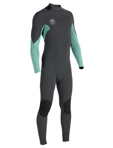 BOYS 4X3 SEVEN SEAS BZ STEAMER-wetsuits-Backdoor Surf