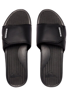 BOYS SHORELINE ADJUST SLIDE-footwear-Backdoor Surf