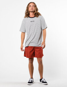 JUNGLE STRIPE TEE-mens-Backdoor Surf