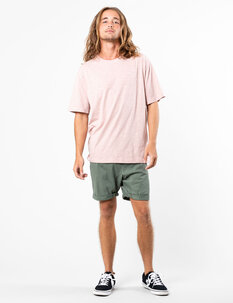 HOOKED ON ELASTIC SHORT-mens-Backdoor Surf