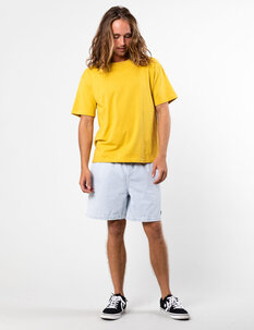 RAILROAD ELASTIC SHORT-mens-Backdoor Surf