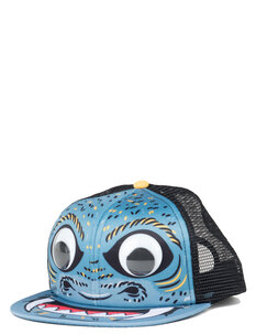 KIDS BEAST TRUCKER CAP-kids-Backdoor Surf