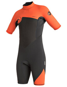 BOYS 2MM SYNCRO BZ SS FLT SPRINGSUIT -wetsuits-Backdoor Surf