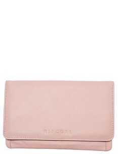 PLAINS RFID FOLDED LEATHER WALLET-womens-Backdoor Surf
