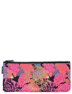 VINTAGE ROSE PENCIL CASE-kids-Backdoor Surf