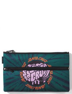 BRAINED PENCIL CASE-kids-Backdoor Surf