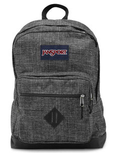 CITY SCOUT 31L BACKPACK - HEATHERED GREY-mens-Backdoor Surf