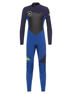 BOYS 3X2 SYNCRO SERIES BZ GBS STEAMER-wetsuits-Backdoor Surf