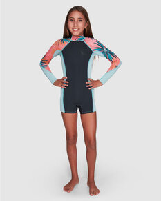 TEEN SPRING FEVER 2MM LS -wetsuits-Backdoor Surf