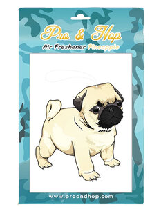PUG PUP AIR FRESHENER-mens-Backdoor Surf