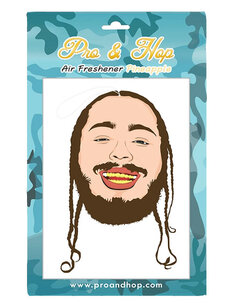 POST MALONE AIR FRESHENER-mens-Backdoor Surf