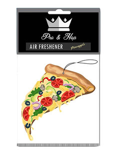 PIZZA SLICE AIR FRESHENER-mens-Backdoor Surf