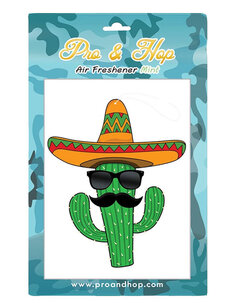 CACTUS AIR FRESHENER-mens-Backdoor Surf