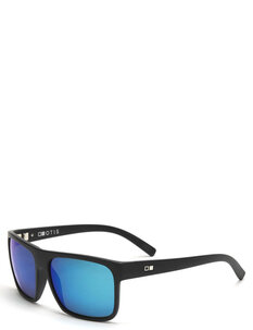 AFTER DARK - MATTE BLACK MIRROR BLUE-mens-Backdoor Surf