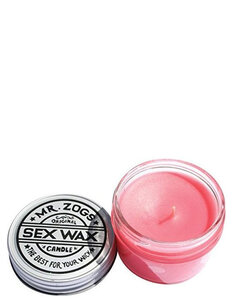 SEXWAX SCENTED CANDLE-surf-Backdoor Surf