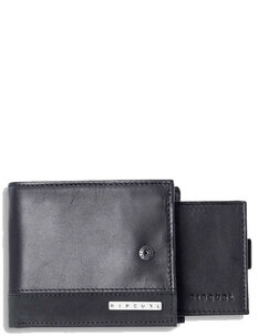 MISSION CLIP RFID 2 IN 1 WALLET-mens-Backdoor Surf