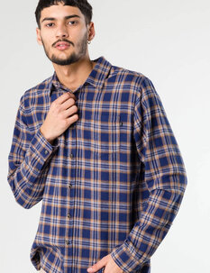 CARTON LS SHIRT-mens-Backdoor Surf