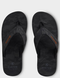 VEGO 2 - BLACK CAMO-footwear-Backdoor Surf