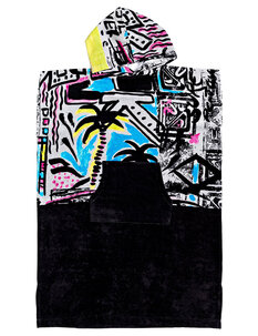 YOUTH HOODED TOWEL-kids-Backdoor Surf