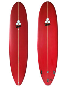 WATER HOG 7 6 - RED -surf-Backdoor Surf
