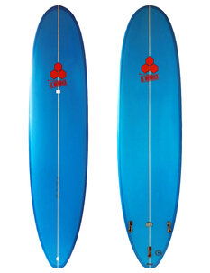 WATER HOG 8'0 - BLUE -surf-Backdoor Surf