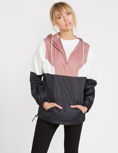 WIND STONED JACKET-womens-Backdoor Surf