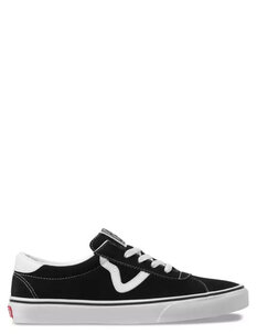 UA VANS SPORT - BLACK SUEDE-footwear-Backdoor Surf