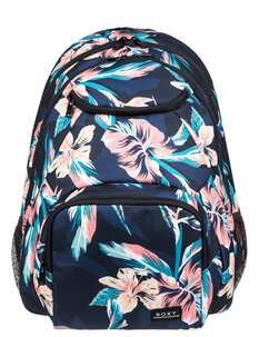 SHADOW SWELL BACKPACK - ANTHRACITE TROPICOCO-womens-Backdoor Surf
