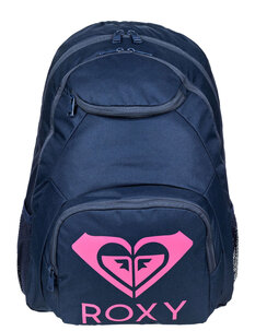 SHADOW SWELL LOGO BACKPACK - INDIGO-womens-Backdoor Surf