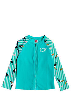 TODDLERS BIRDS LS ZIP ONE PIECE-kids-Backdoor Surf