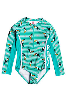 TODDLERS BIRDS LS ONE PIECE-kids-Backdoor Surf