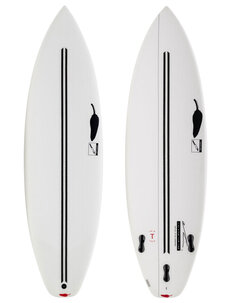 HOT KNIFE - TWIN TECH-surf-Backdoor Surf