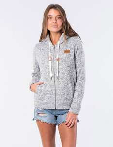 FULL MOON II ZIP THRU HOOD-womens-Backdoor Surf