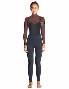 3X2 WOMENS FLASHBOMB STEAMER-wetsuits-Backdoor Surf