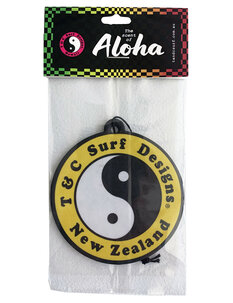 ALOHA AIR FRESHENER-mens-Backdoor Surf