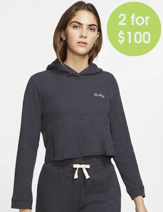 2FOR100 CHILL RIB FLEECE-womens-Backdoor Surf