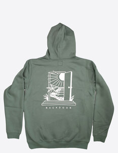 MENS RETRO FLEECE-mens-Backdoor Surf