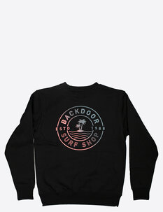 HERITAGE CREW-mens-Backdoor Surf
