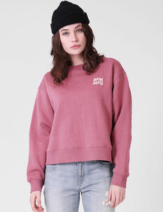 CROPPED CREW-womens-Backdoor Surf