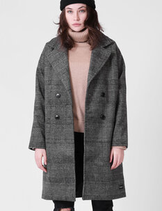 SCANDI OVERCOAT-womens-Backdoor Surf